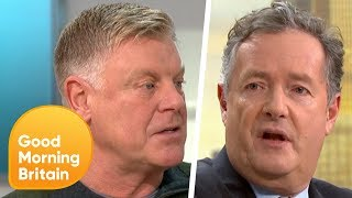 Piers Feuds With Guest on Debate to Ban Trophy Hunting | Good Morning Britain