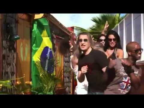 Collectif Metisse ft Claude Francois - Je vais a  destination Rio.DJ JEFFRY.wmv