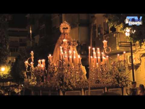 Procesión de la Virgen del Carmen del Polígono de San Pablo