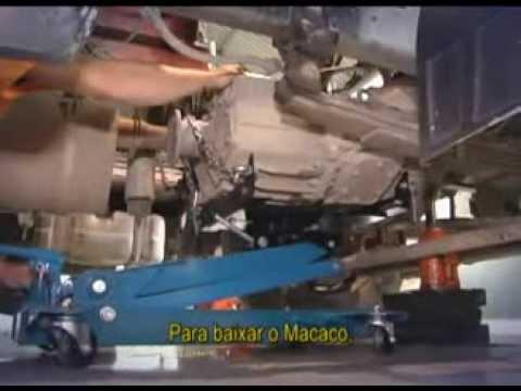Macaco Hidráulico para Caixa de Câmbio 1Ton Mc1000 Bovenau - Vídeo explicativo