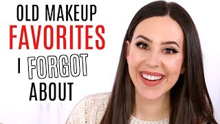 Full Face of Old Makeup Favorites I Have Forgotten About || Beauty with Emily Fox