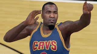NBA 2K15 100 Point Challenge - Kendrick Perkins