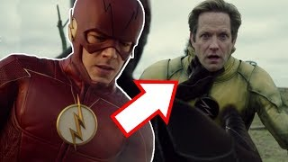 The New Barry Allen is REALLY the Reverse Flash? - The Flash Season 4