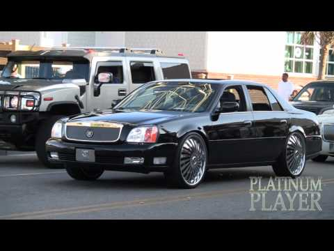 Candy Red Cadillac Deville On 26 S Hd Videomoviles Com