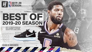 Paul George BEST Clippers Highlights from 2019-20 NBA Season!