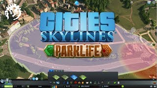 Cities: Skylines - Parklife Játékmenet Trailer
