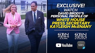 FULL EXCLUSIVE INTERVIEW: White House Press Sec. Kayleigh McEnany