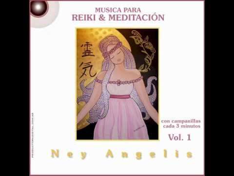 Baixar Musica Reiki con Campanillas cada 3 minutos (45 min. Full Album) - Ney Angelis -