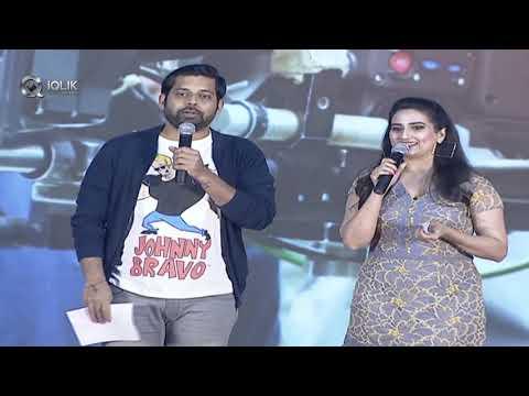 Ranarangam Pre Release Event