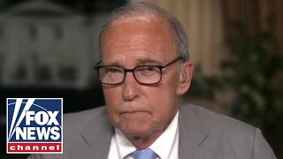 Kudlow tears apart Biden's economic plan, exposes his history on the issue