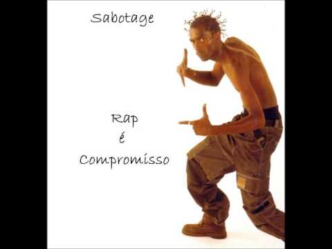 Baixar Sabotage Rap é Compromisso CD Completo + Download