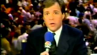 1991: NBA on NBC Opening NBA Finals, Game 5