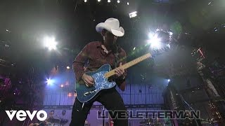 Brad Paisley - Welcome to the Future (Live on Letterman)