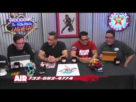 Bobby Ciasulli on Airbrush Action's Live Web Chat