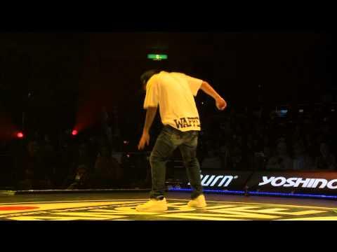 SALAH vs WAPPER DANCE@LIVE JAPAN FINAL 2014 FREESTYLE【QUARTERFINAL】
