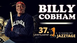 Billy Cobham & Band - Leverkusener Jazztage 2016
