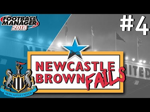 Newcastle United #4 | FM18 | SACKED LIVE ON TWITCH! | Football Manager 2018 Let's Play