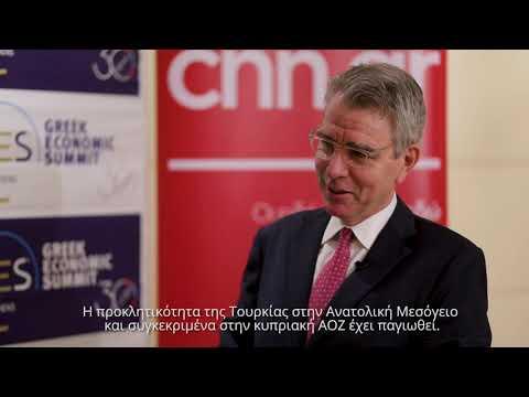 Τζέφρι Πάιατ: Προκλητική η συμφωνία Τουρκίας -  Λιβύης
