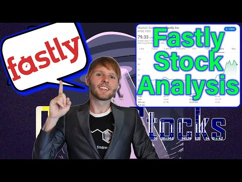 Fastly FSLY Stock Analysis || Is Fastly a Buy? Tik-Tok Ban