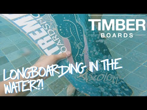 Video TIMBER Deck AXOLOTL Bleu