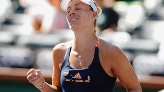 Shot Of Day 8: Kerber