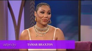Tamar Braxton Gets Real!