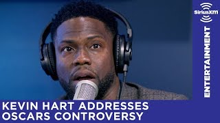 Kevin Hart on Oscar controversy and his conversation with Don Lemon