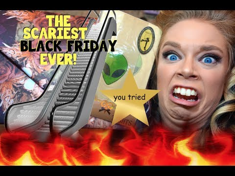 Repeat youtube video THE SCARIEST BLACK FRIDAY HAUL EVER!