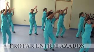 Higiene de Manos UCI Neonatal INSN San Borja