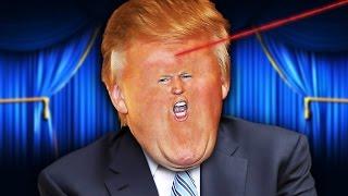 RUTIN FOR RUMP   Mr. President #4