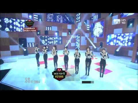 T-ARA - Why Are You Being Like This (Dec, 09, 10)