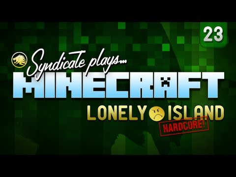 Minecraft: Invaders!? Strangers!? - Lonely Island (Hardcore) - Part 23 - Smashpipe Games