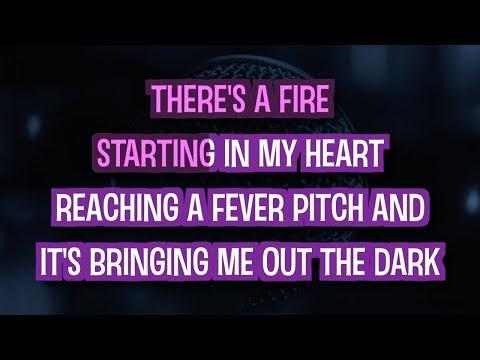Rolling In The Deep - Karaoke Version in the style of Adele