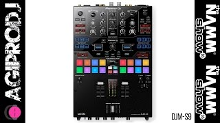 PIONEER DJ DJM-S9  Mixer in action