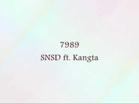 Taeyeon & Kangta - 7989 [Han & Eng]
