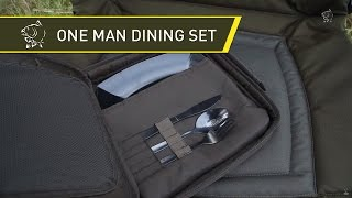 Puść film PRODUCT VIDEO - One Man Dining Set