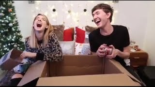 Zoe and Mark Try Not To Laugh Challenge (IMPOSSIBLE)