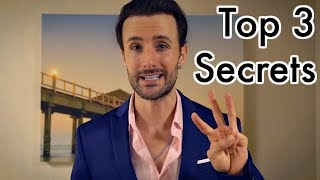Top 3 Secrets (no one tells you) To Becoming A Professional Musician & Artist