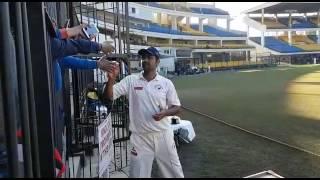 Shocking Video : RP Singh throws fan's mobile Phone..