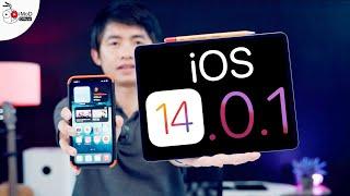ปล่อยอัปเดต iOS 14.0.1 /iPadOS 14.0.1 แก้ปัญหากล้องไม่แสดงใน iPhone 7, iPhone 7 Plus, Wi-Fi หลุดบ่อย