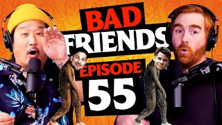 KATS and Hey Babe Clap Back | Ep 55 | Bad Friends
