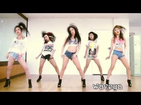 4MINUTE What's Your Name? 포미닛 이름이 뭐예요 cover dance - Waveya 웨이브야