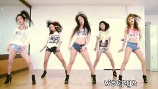 4MINUTE Whats Your Name? 포미닛 이름이 뭐예요 cover dance - Waveya 웨이브야