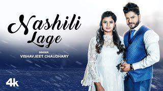 Nashili Lage – Vishavjeet Chaudhary Ft Ruba Khan Video HD