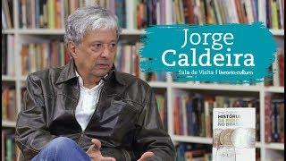 Mix Palestras | Entrevista com Jorge Caldeira