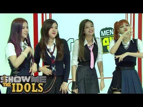 [FULL VER.] BLACKPINK★From 'Idol men', Section TV 20170625