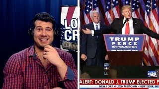 TRUMP WINS! Crowder's ALL-STAR Election Live Stream | Louder With Crowder