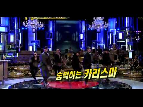 U-Know Yunho dance on Strong Heart