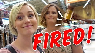 How I Got FIRED FROM MY JOB! (Short Story Time!) PART 1