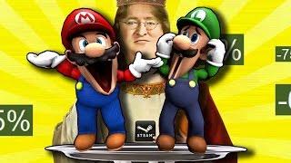 R64: Mario The Waiter